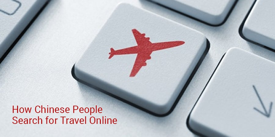 How Chinese People Search For Travel Online The Egg Company