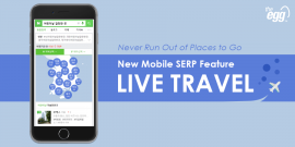 Naver SERP Feature Suggests Where You Can Go & When
