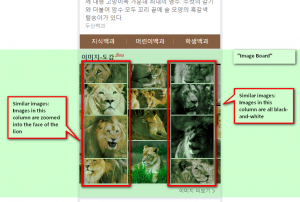 Naver Picture Dictionary Close Up