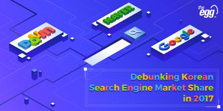 Korean Search Engine Market Share Update 2017