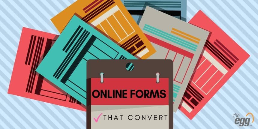 online forms that convert