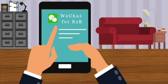 WeChat for B2B