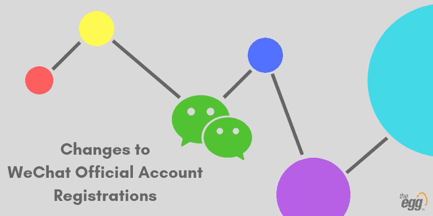 WeChat changes account number