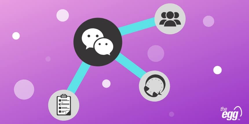 Social CRM, service and survey tool integration - WeChat