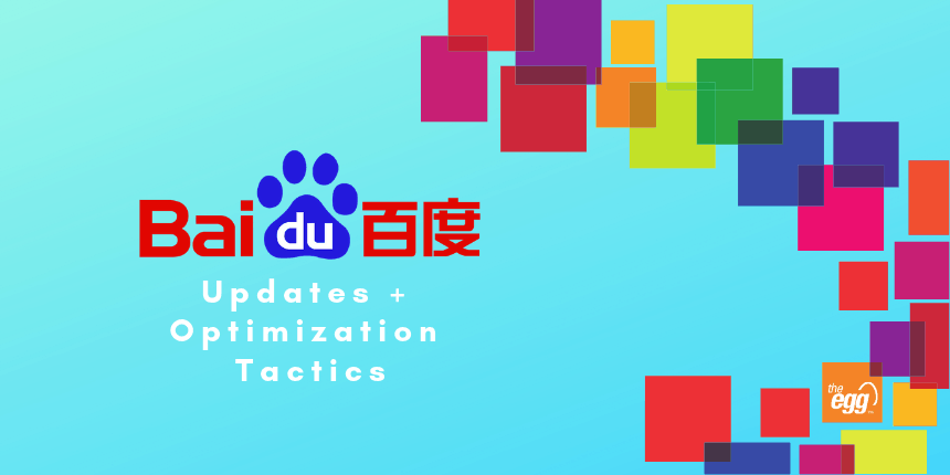 Baidu Algorithm Updates and Optimization Tactics