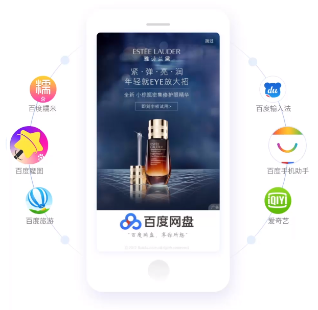 Baidu Open-Screen Ads: Product Apps