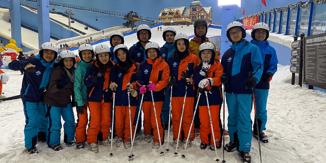GZ Skiing (Group Photo)