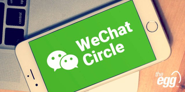 WeChat Circle