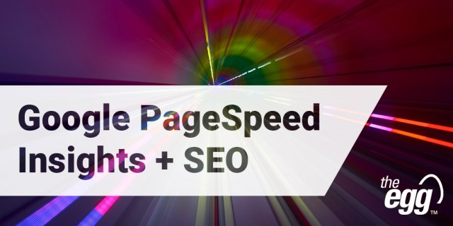 Google PageSpeed Insights & SEO