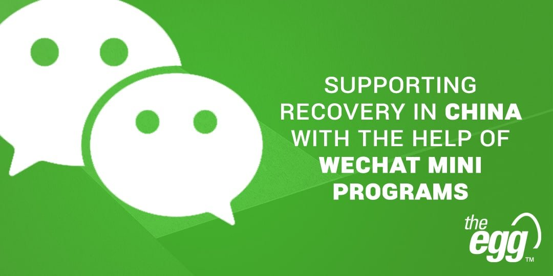 Driving Recover with WeChat Mini Programs