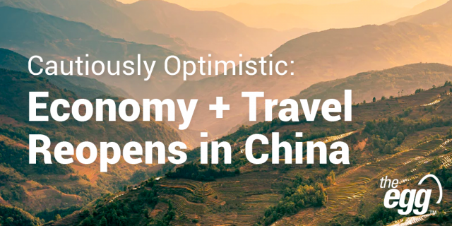 Post-Lockdown China Travel Trends