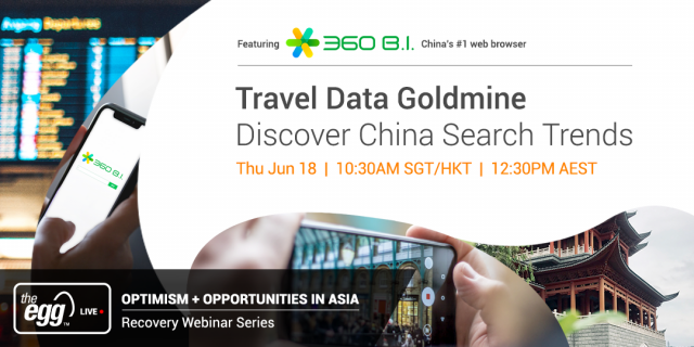 Travel Data Goldmine - Discover China Search Trends - Feature