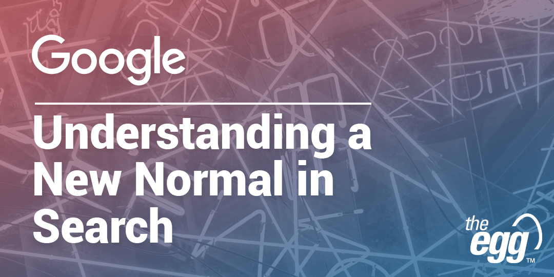 A New Norm in Search Intent