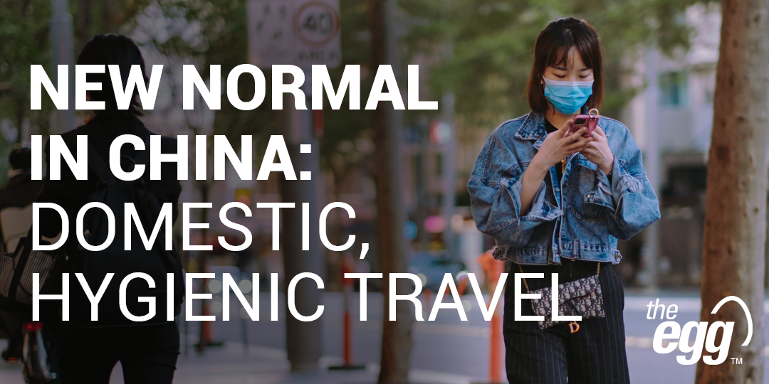 A New Normal? Travel Outlook for China