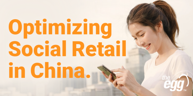Social Retail Strategy in China