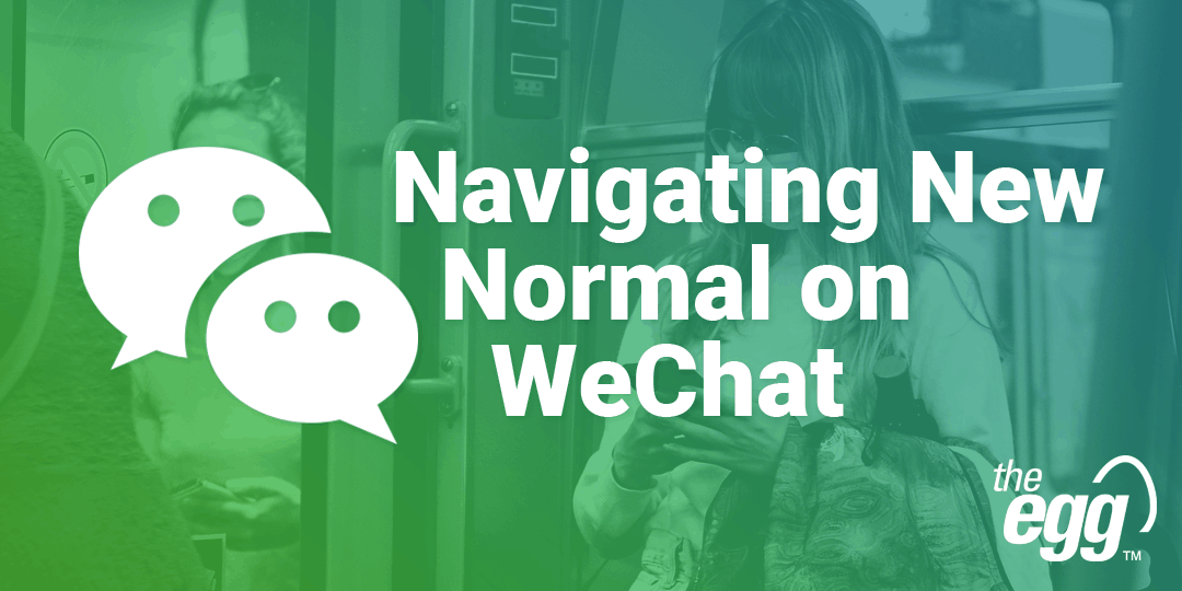WeChat's New Features in China's New Normal