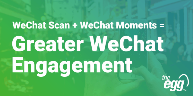 WeChat Scan + Moments