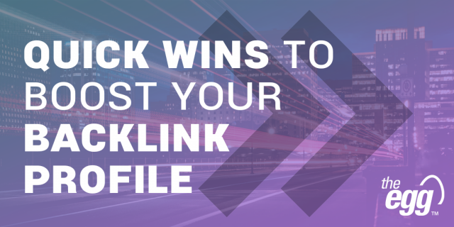 Backlink Quick Wins