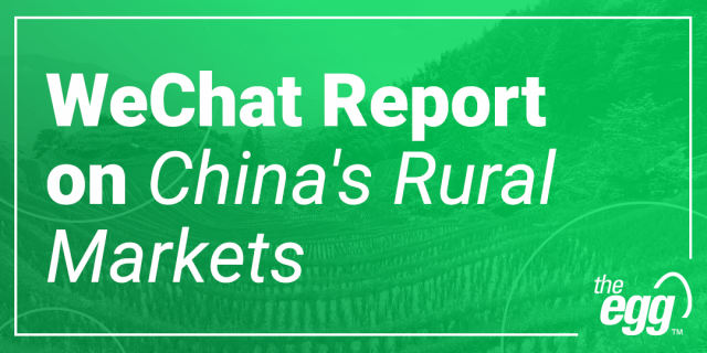 WeChat Report - The impact of digital in rural China