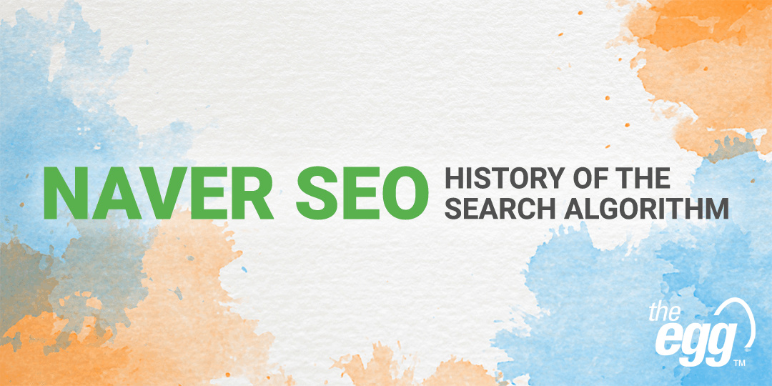 History of the Naver Blog Search Algorithm