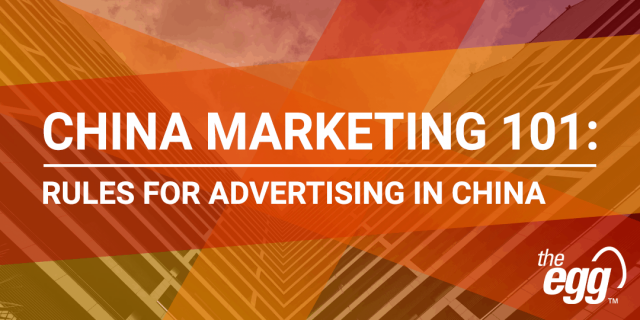Rules for Advertising in China