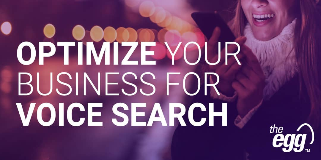 Optimize your Business for voice search
