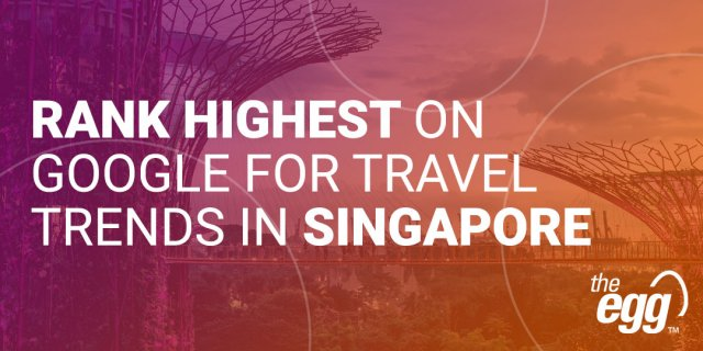 Rank Highest on Google for Travel Trends in Singapore