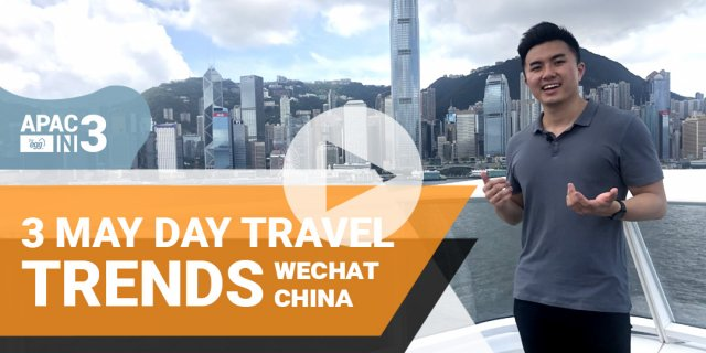 China May Day 2021 - Travel Trends & Spends