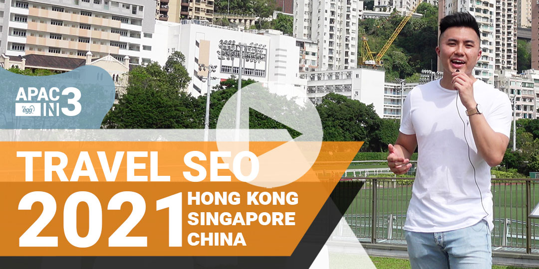 Travel Trends in Hong Kong, Singapore & China - APAC in 3